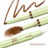 Lid & Line Eye Shadow and Liner Duo in Smokey Bronze