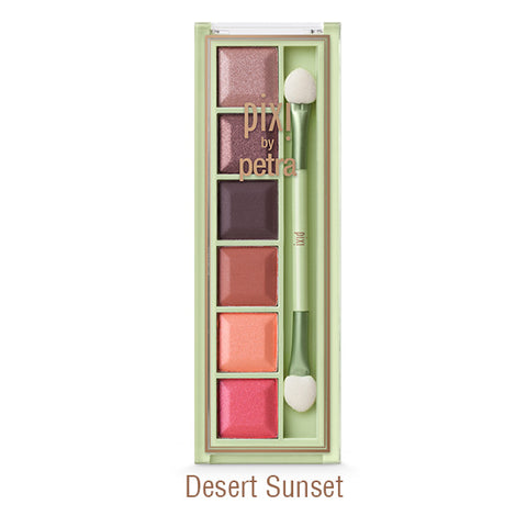 Mesmerizing Mineral Eye Shadow Palette in Desert Sunset
