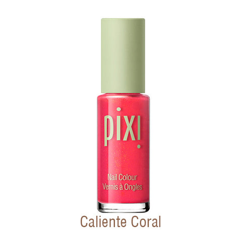 Nail Colour-Caliente Coral