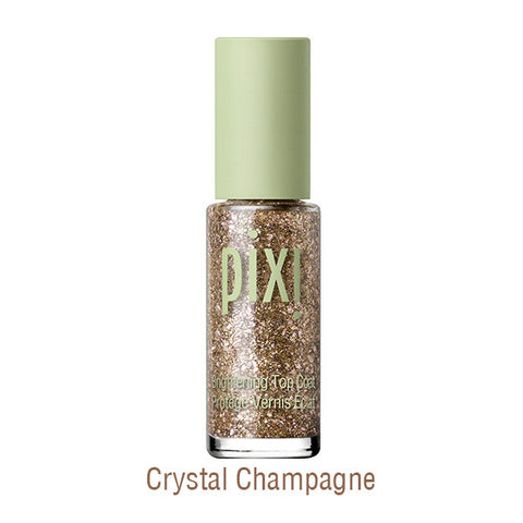 Nail Color Polish in Crystal Champagne