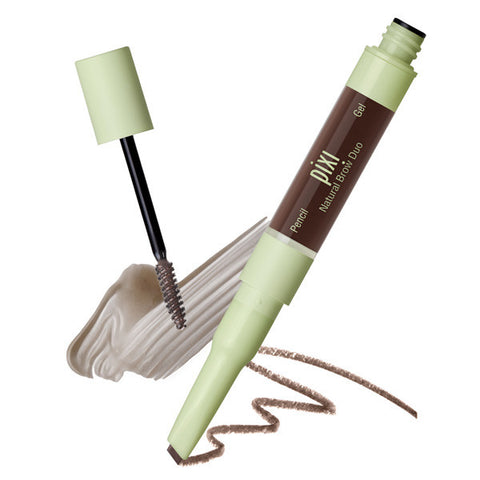 Natural Brow Pencil And Gel Duo in Natural Brown