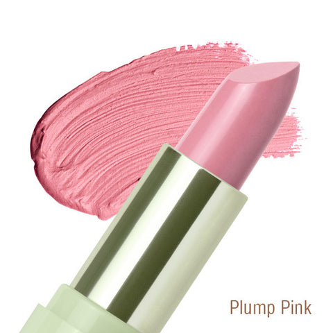 Mattelustre Lipstick in Plump Pink