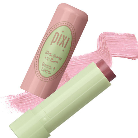 Shea Butter Lip Balm in Natural Rose