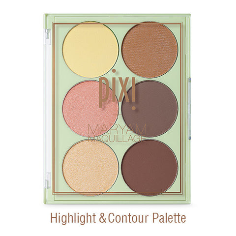 Strobe & Sculpt Highlight and Contour Palette