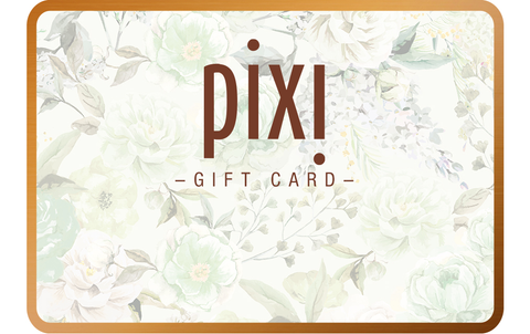 Pixi Gift Card $10