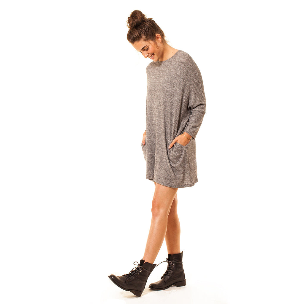 Mina sweater dress maternity friendly audrey olive audrey olive 31 maternity clothes dolman sleeve sweater dress pockets ombrellifo Image collections