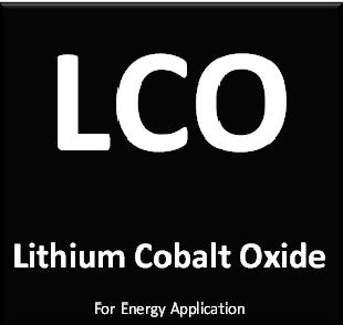 Lithium Cobalt Oxide for energy LCOE image
