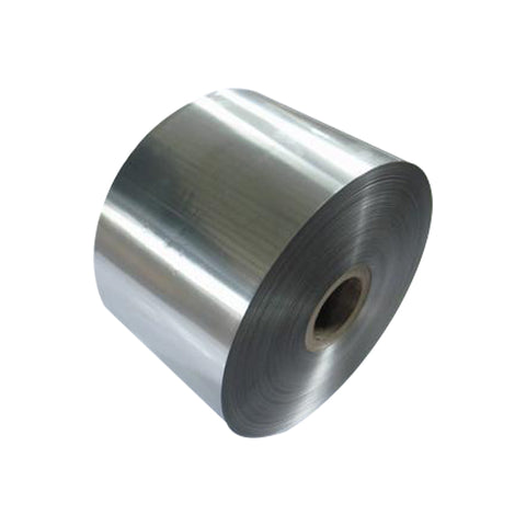 Aluminum foil with 150 mm width 16 micron thick for battery cathode 7.7 kg