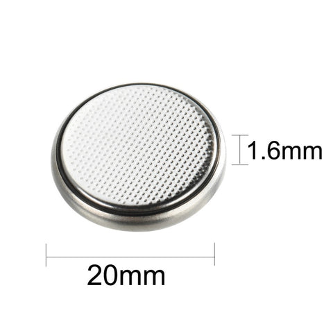 CR2016 Stainless Steel Coin cell component sets