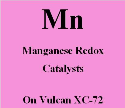 Manganese Redox Catalysts on Vulcan XC72 carbon for Metal Air batteries