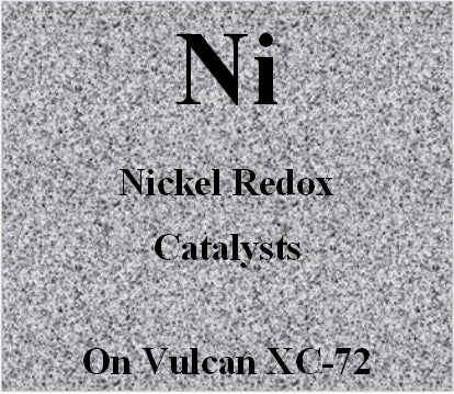 Nickel Redox Catalysts on Vulcan XC72 carbon for Metal Air batteries