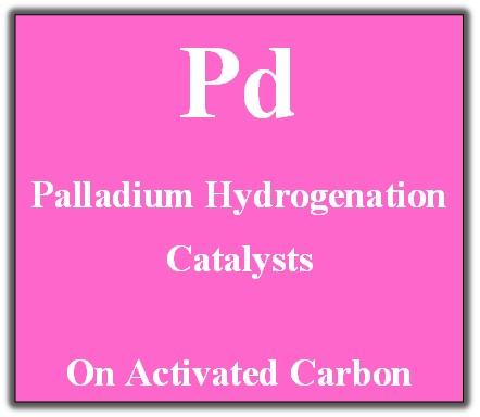 Hydrogenation Catalyst Palladium on Activated Carbon