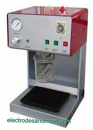 Desk top slurry mixing machine