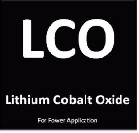 Lithium Cobalt Oxide cathode for Power