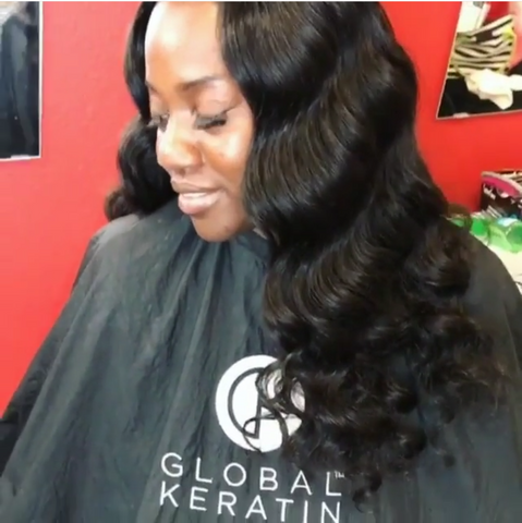 Virgin Brazilian Loose Wave 22""