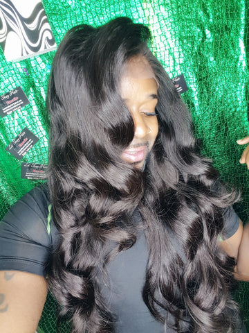 "Virgin Brazilian Body Wave 22"" 24"" 26"""