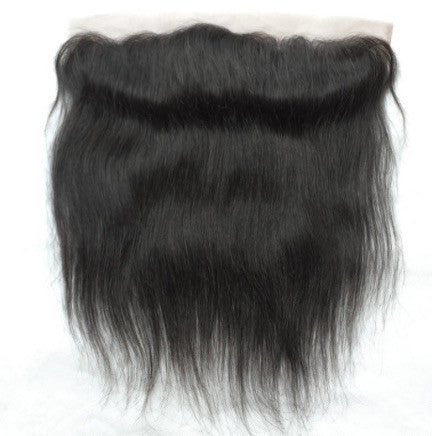 Lace Frontal Virgin Brazilian Straight
