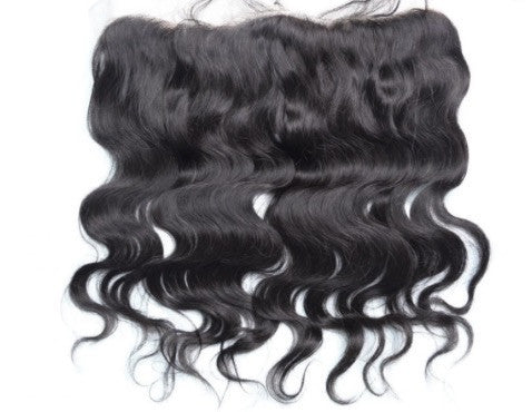 Lace Frontal Virgin Brazilian Body Wave