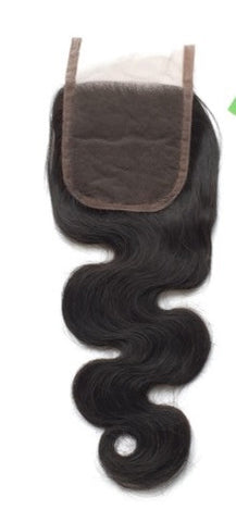 Lace Closure Virgin Brazilian Body Wave