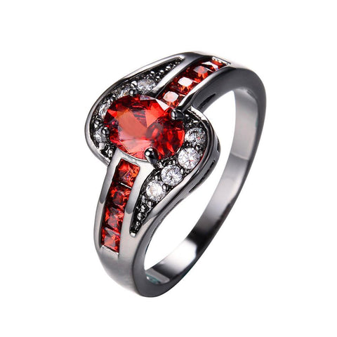 Red Oval Ring,  - MySportingShop.com