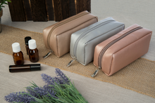 10-Bottle Essential Oil Carrying Case (Metallic)