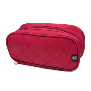 10-Bottle Quilted Essential Oil Carrying Case