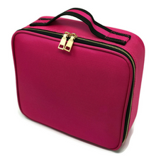 Makeup Travel Storage Case for Cosmetics, Toiletries and Essential Oils