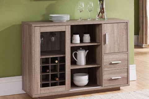 Sliding Glass Door Wine Rack Cabinet