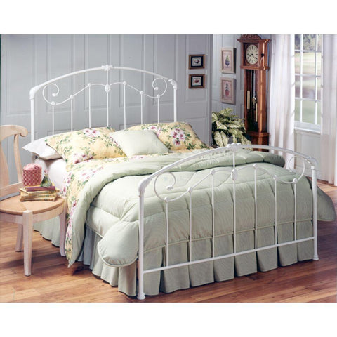Maddie Bed Set with Rails