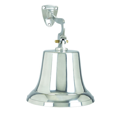 Aluminum Bell With Beautiful Wall Bracket 30530