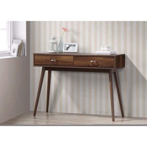 4337-862S Solano Desk - Medium Oak