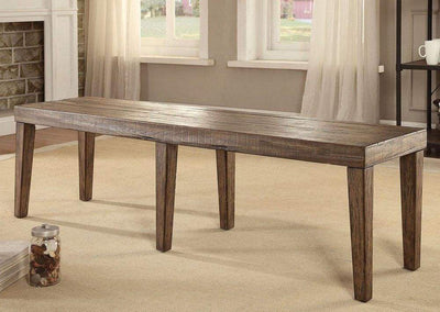 Colettte Contemporary  Bench By Casagear Home