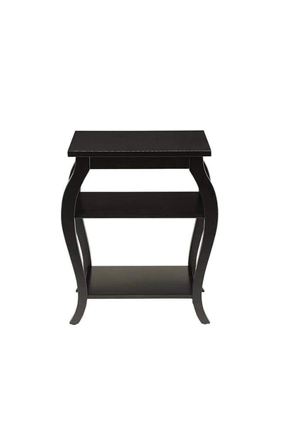 Becci End Table Black AMF-82826