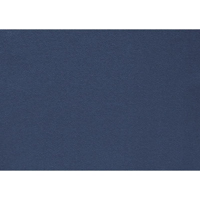 Flared Button Tufted Back Fabric Accent Chair Blue - BM238340 By Casagear Home BM238340