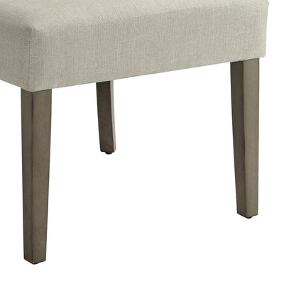 Luxurious And Comfy Button Tufted Dining Chair Beige By Coaster CCA-104507