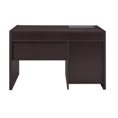Contemporary Wooden Connect-IT Computer Desk Brown CCA-800702