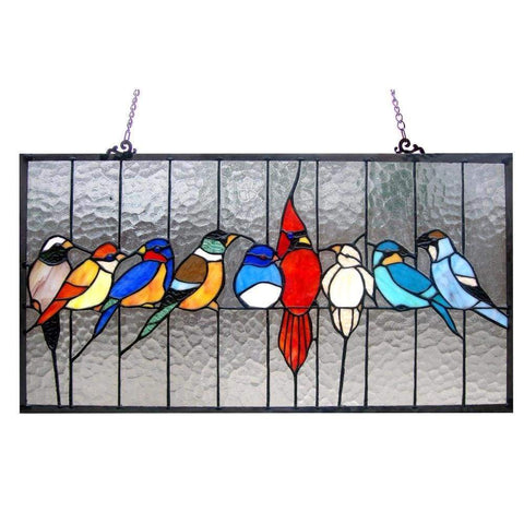 Benzara Adorable Metal Mosaic Wall Decor