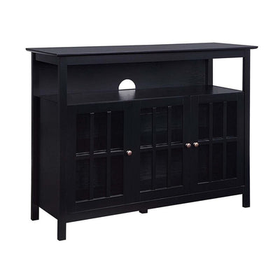 Big Sur Deluxe 48 inch TV Stand with Storage Cabinets and Shelf - CVC-R3-0215 By Casagear Home