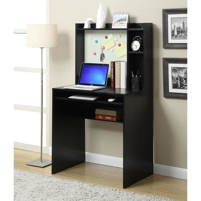 Designs2Go Student Desk with Magnetic Bulletin Board - R4-0145