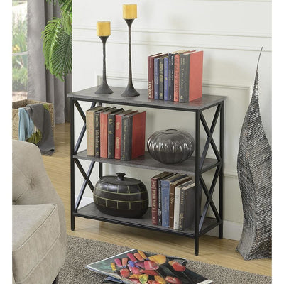 Tucson 3 Tier Bookcase - R4-0234