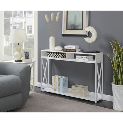 Tucson Deluxe 2 Tier Console Table - R4-0305