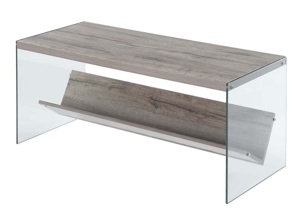 Soho Coffee Table - CVC-R4-0363 By Convenience Concepts