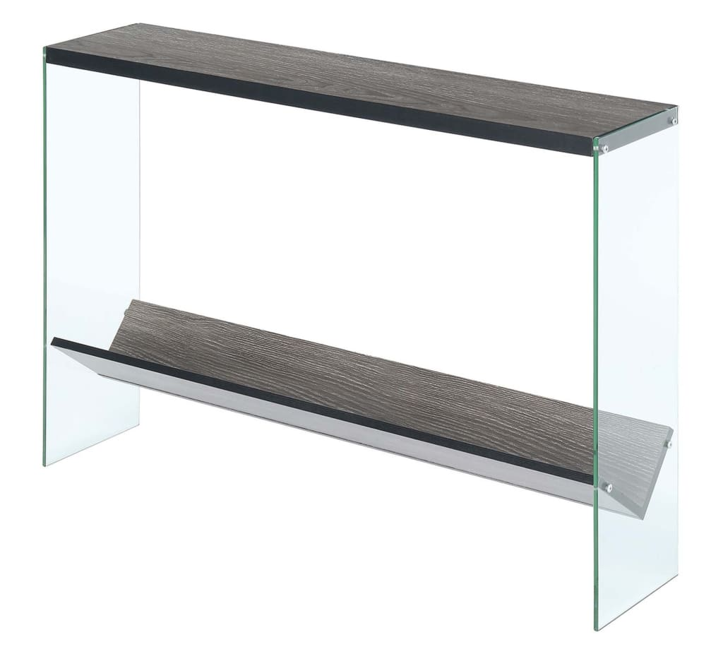 SoHo V Console Table - CVC-R4-0370 By Convenience Concepts