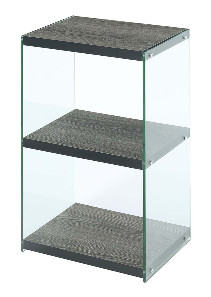 SoHo 3 Tier Tower Bookcase - CVC-R4-0373 By Convenience Concepts