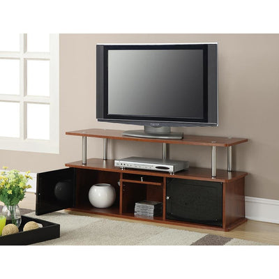 Designs2Go TV Stand with 3 Cabinets - R5-152