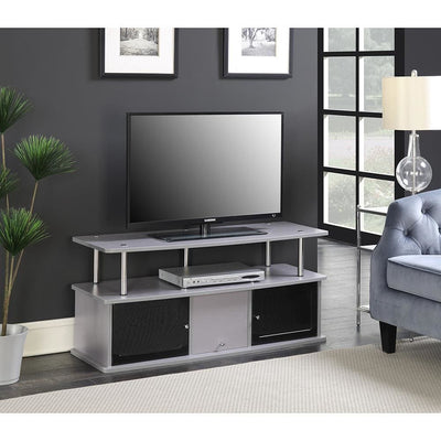 Designs2Go TV Stand with 3 Cabinets - R5-195