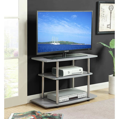 Designs2Go 3 Tier TV Stand - R5-196