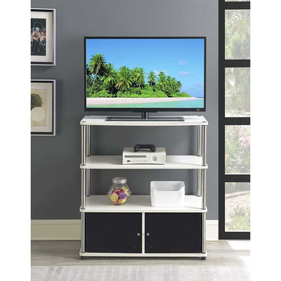 Designs2Go Highboy TV Stand - R5-232