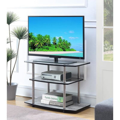 Designs2Go 3 Tier TV Stand - R5-233