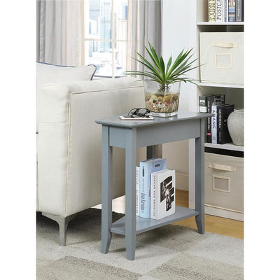 American Heritage Wedge End Table - R6-248